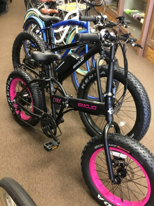 Emojo Electric assist bikes