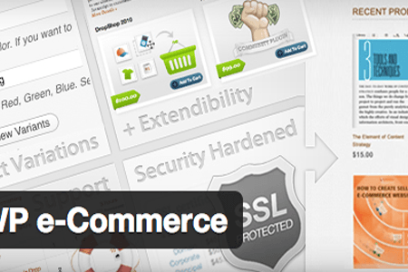 Sell with WordPress | WP e-Commerce Plugin Review