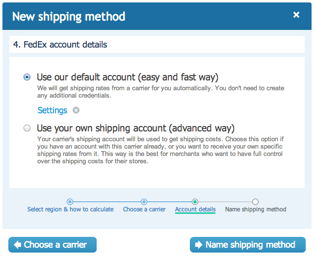 Sell with WP   Ecwid Review Carrier Shipping