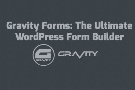 Gravity Forms: Ultimate WordPress Form Builder | Sell using WordPress