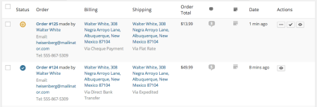 Sell with WP WooCommerce 2.1 Review | 2.0 Orders