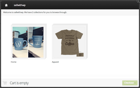 Integrating Shopify and WordPress   Store Lightbox