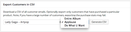 Easy Digital Downloads 2.0 Review | Customer Exports