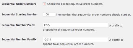 Easy Digital Downloads 2.0 Review | order numbers