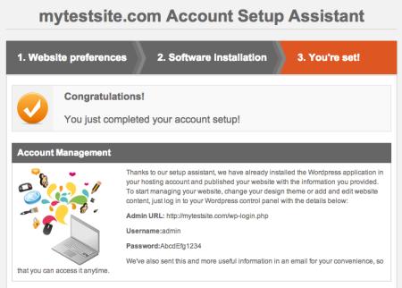 SiteGround Review   WordPress Install