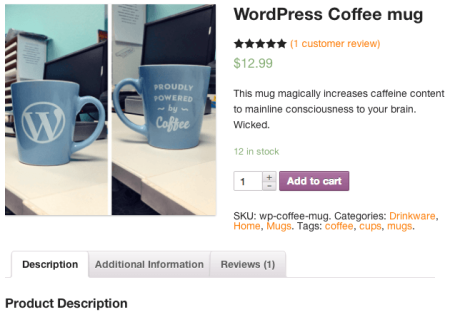 Themes Using Default WooCommerce Styles