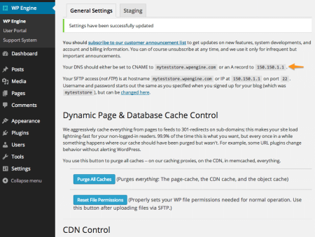 WP Engine Review | WPE Plugin