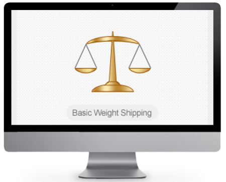 Free Jigoshop extensions | basic weight shipping