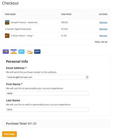 Easy Digital Downloads vs Gumroad Checkout