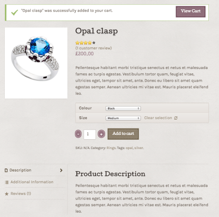 Artificer Product Page