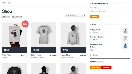 Bearded Shop Page