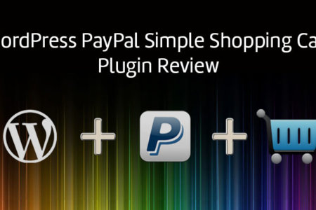 WordPress simple PayPal shopping cart