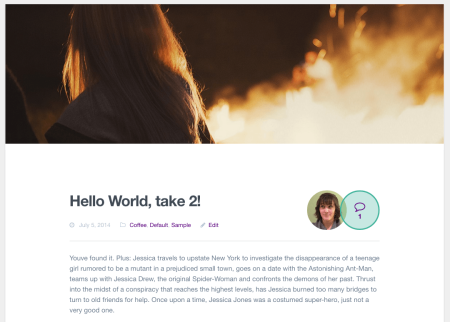 Best WooCommerce themes | Upstart review: single post