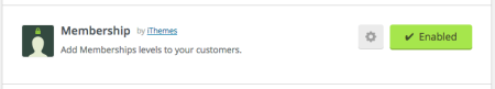 iThemes Exchange Purchasing Club: settings