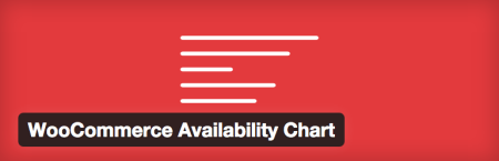 WooCommerce Availability Chart