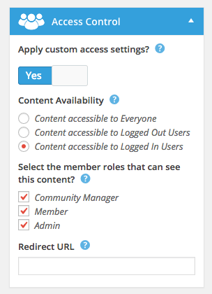 Ultimate Member Review: content restriction