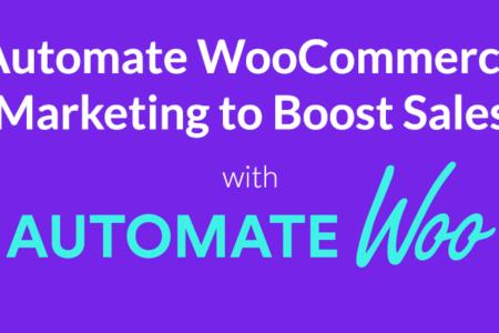 Best WooCommerce Marketing Plugin: AutomateWoo Review