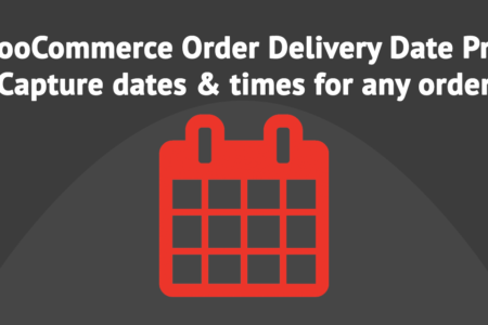 WooCommerce order Delivery date pro