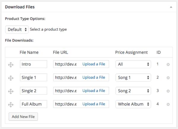 Easy Digital Downloads 2.5 Review: v2.5 download files