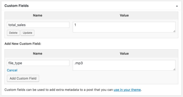 FacetWP Review: add product custom field