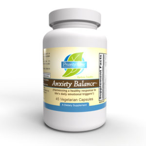 Anxiety Balance from Priority One Vitamins