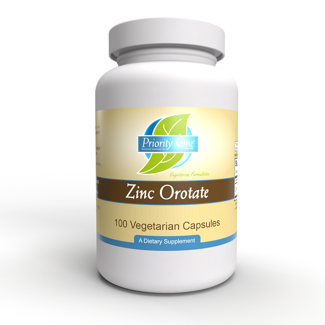 Stress B & C and Zinc Orotate are our 20% off in April