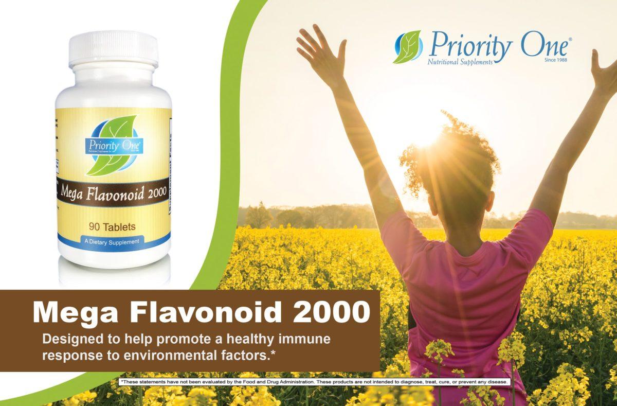 February Special – 20% off Mega Flavonoid 2000