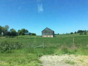 Ontario countryside