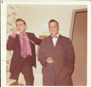 Doc O'Shea and John Weisshaar
