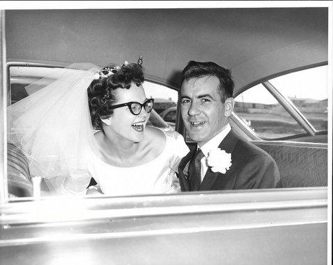 Maureen and Doc O'Shea