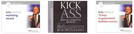 Bob Pritchard CDs