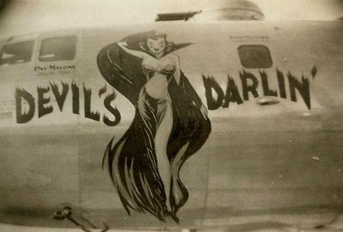 TAILDRAGGER DEVIL'S DARLIN'