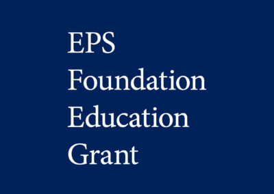 EPS Foundation Education Grant