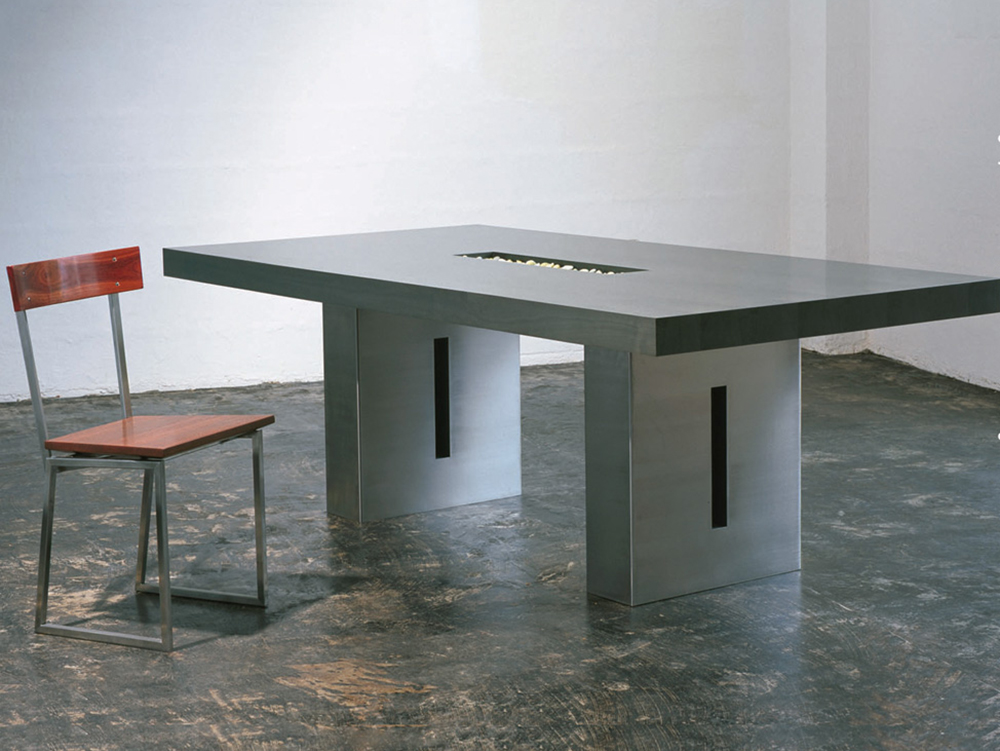 Scar Table & Chair   Chapman & Bailey