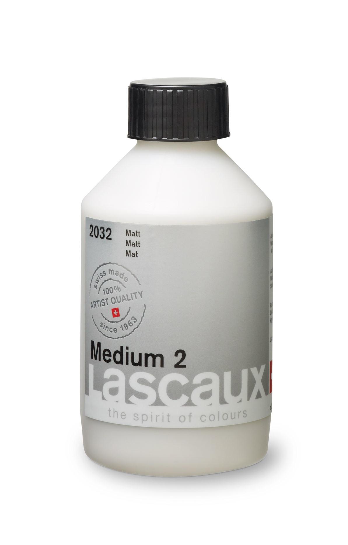 Lascaux mat medium