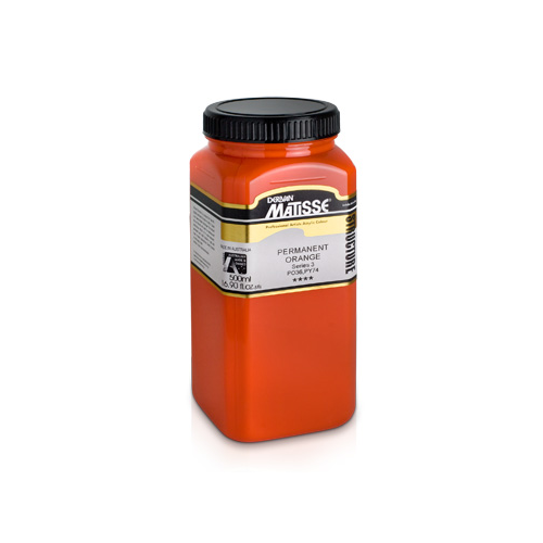 Matisse Structure Acrylic Paint 500ml