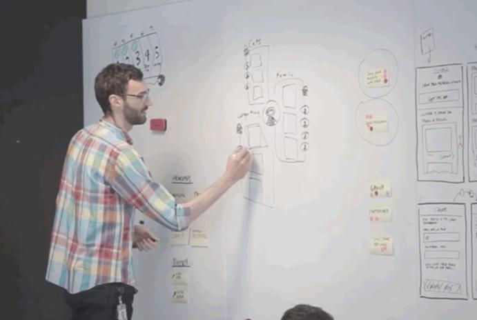 agile technical design drawing