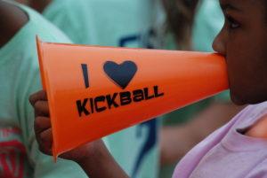 I heart Kickball