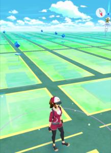 Pokemon GO Screenshot