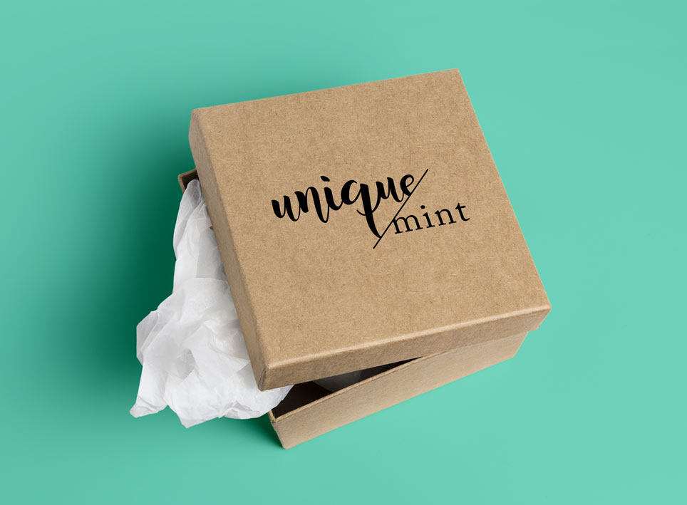 Identidade Visual para boutique online