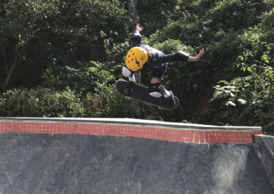 Otto Rocha Skatista Mirim - São Paulo