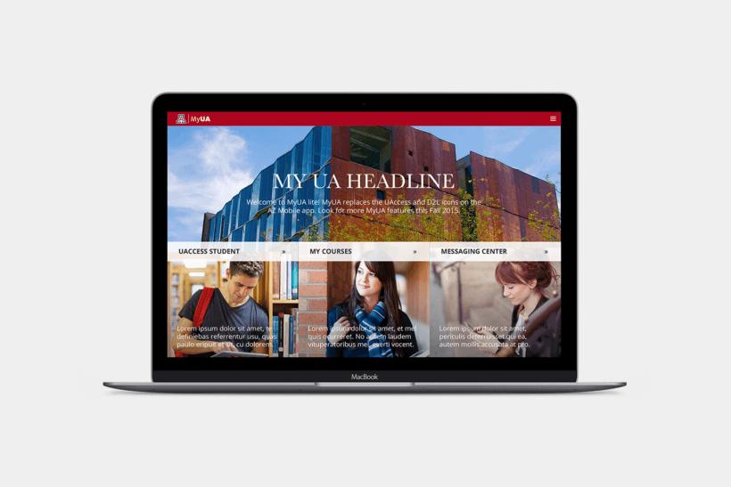 U of A Student Portal