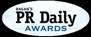 Ragan's PR Daily Award Winner