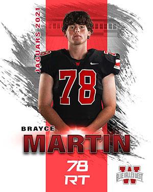 Brayce Martin