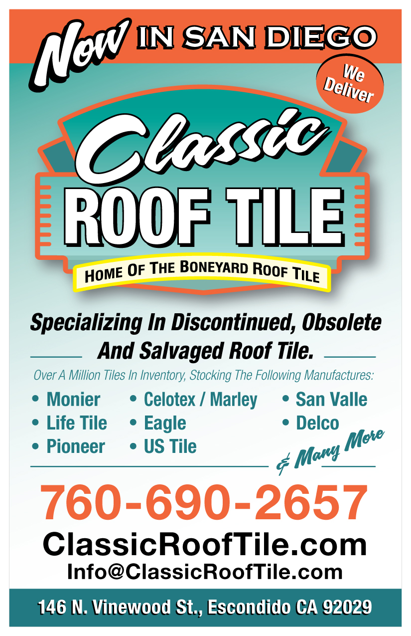 Contact for Buy or Sell Roof Tiles