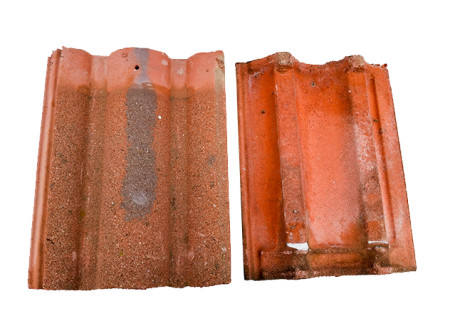 Southern California Los Arcos Low Profile Roof Tiles