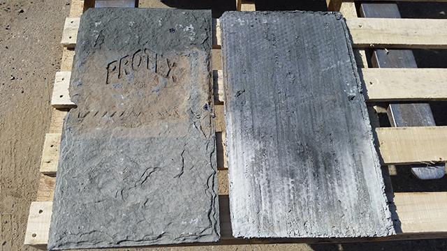 Pro-Tex Cal-Slate Roof Tiles