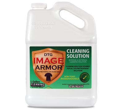 Image Armor CLEANING Solutions for DTG Pretreatment Machines