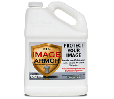 Image Armor LIGHT Shirt Formula DTG