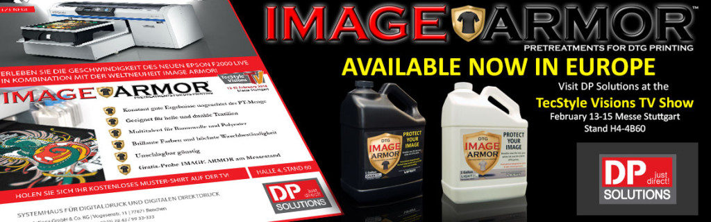Image Armor Launch in Europe by DP Solutions